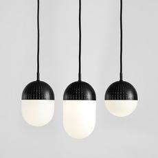 Dot pendant s  suspension pendant light  woud 133010  design signed 37553 thumb