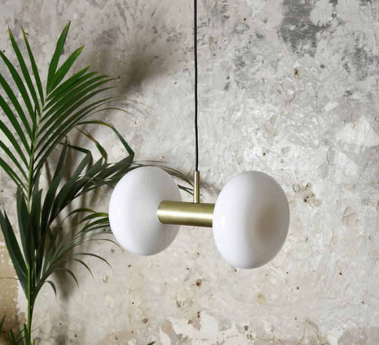 Double gambi eno studio suspension pendant light  eno studio eno1en009320  design signed 46209 product