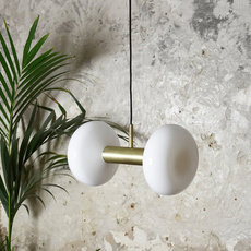 Double gambi eno studio suspension pendant light  eno studio eno1en009320  design signed 46209 thumb