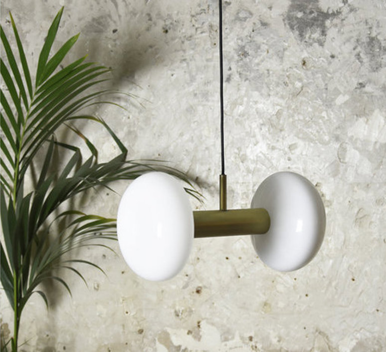 Double gambi eno studio suspension pendant light  eno studio eno1en009320  design signed 46210 product
