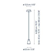 Drip s 01l christophe mathieu suspension pendant light  bover 2590120881  design signed nedgis 110185 thumb