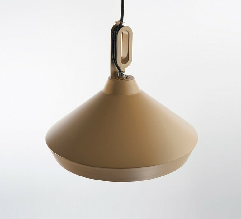 Driyos 3 studio delineodesign suspension pendant light  zava driyos 3 beige blanc  design signed nedgis 86764 product