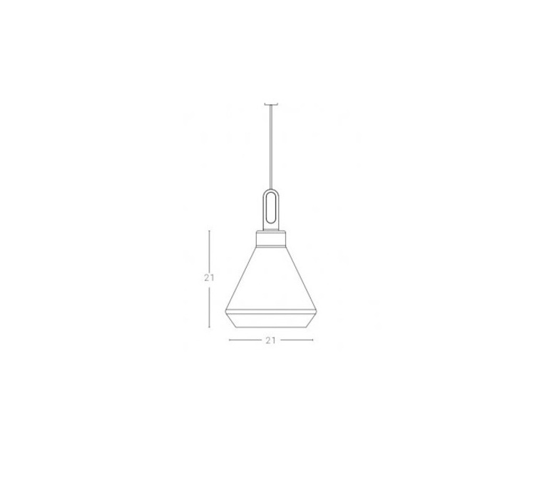 Driyos 3 studio delineodesign suspension pendant light  zava driyos 3 beige blanc  design signed nedgis 86765 product