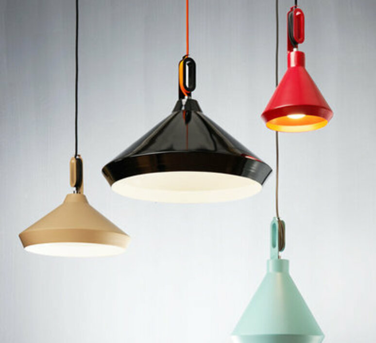 Driyos 3 studio delineodesign suspension pendant light  zava driyos 3 beige blanc  design signed nedgis 86766 product