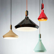 Driyos 3 studio delineodesign suspension pendant light  zava driyos 3 beige blanc  design signed nedgis 86766 thumb