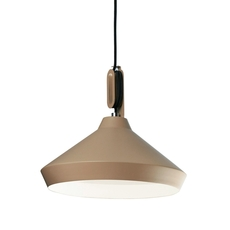 Driyos 3 studio delineodesign suspension pendant light  zava driyos 3 beige blanc  design signed nedgis 86771 thumb