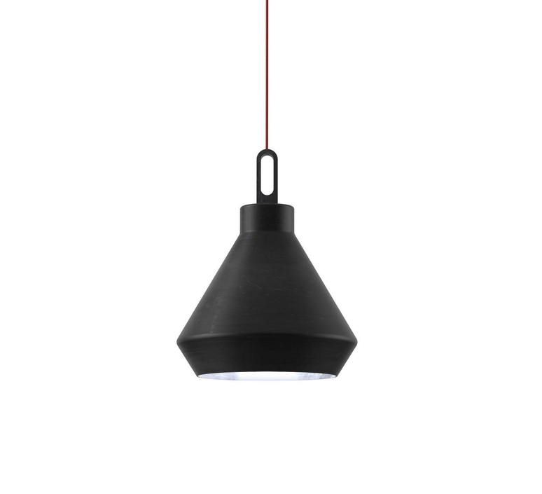 Driyos 4 studio delineodesign suspension pendant light  zava driyos 4 noir blanc  design signed nedgis 86767 product