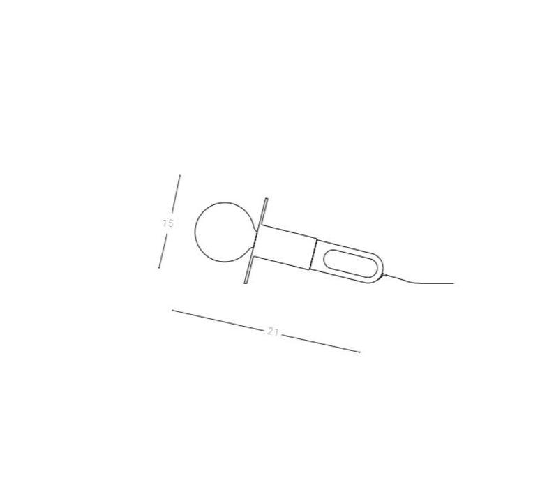 Driyos naked studio delineodesign suspension pendant light  zava driyosnaked pendantlamp pastelturquoise ral6034  design signed 47432 product