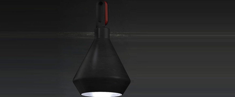 Suspension driyos noir o21cm zava normal