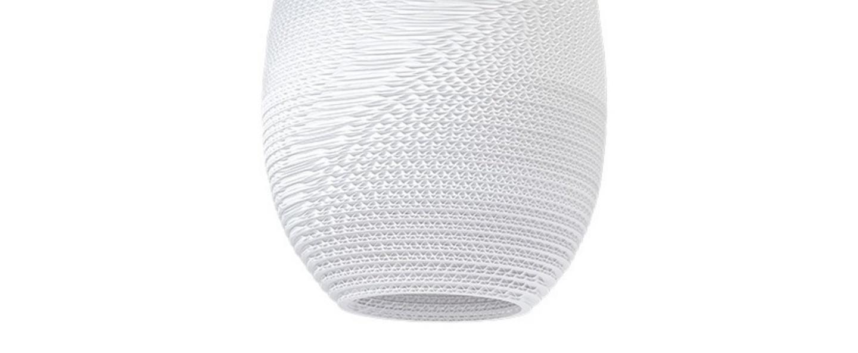 Suspension drop 18 blanc h45cm o25cm graypants normal