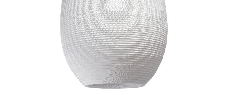 Suspension drop 26 blanc h65cm o36cm graypants normal