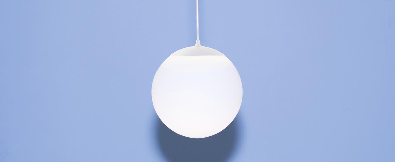 Suspension drop blanc o20cm innermost normal