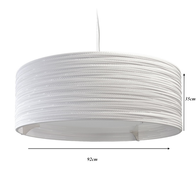 Drum 36 seth grizzle et jonathan junker graypants gp 1153 luminaire lighting design signed 29598 product