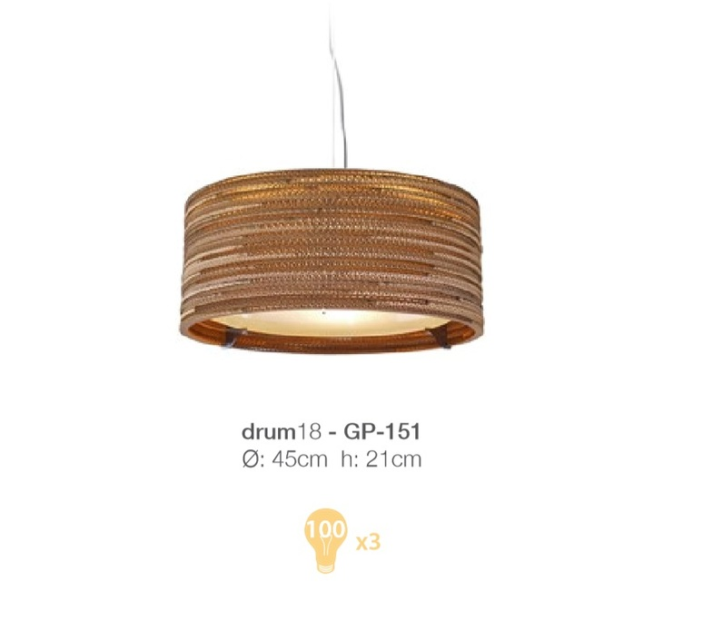 Drum seth grizzle jonatha junker graypants dark gp 151 luminaire lighting design signed 12846 product