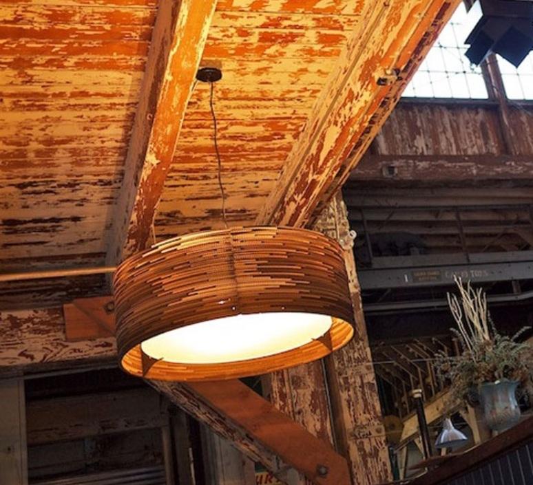 Drum seth grizzle jonatha junker graypants dark gp 152 luminaire lighting design signed 12849 product