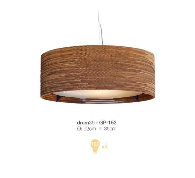 Drum seth grizzle jonatha junker graypants dark gp 152 luminaire lighting design signed 12854 product