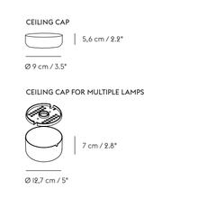 E27 mattias stahlbom suspension pendant light  muuto 05289  design signed 129343 thumb