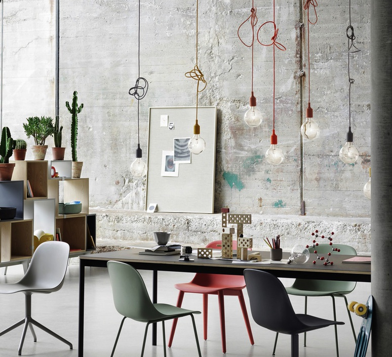 E27 mattias stahlbom suspension pendant light  muuto 05165  design signed 33635 product