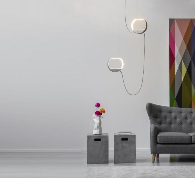 Eau de lumiere kristian gavoille designheure s2predlm luminaire lighting design signed 23985 product