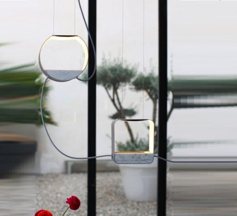 Eau de lumiere kristian gavoille designheure s5pedlm luminaire lighting design signed 23995 product