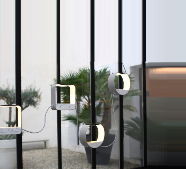 Eau de lumiere kristian gavoille designheure s5pedlm luminaire lighting design signed 23996 product