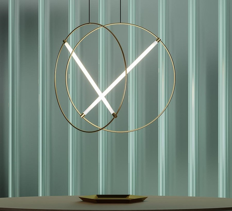 Ed046  suspension pendant light  edizioni ed046 01  design signed 60137 product
