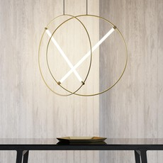 Ed046  suspension pendant light  edizioni ed046 01  design signed 60140 thumb