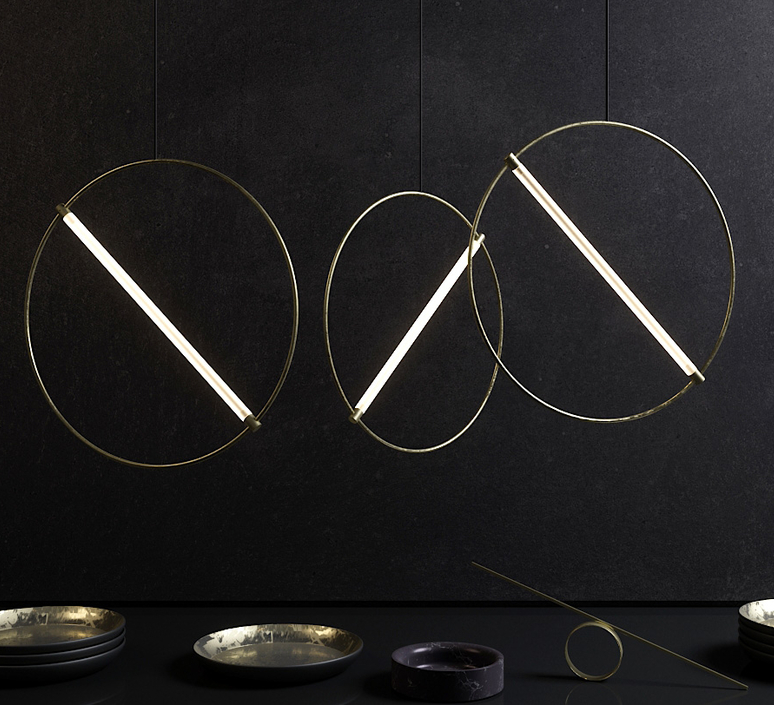 Ed046  suspension pendant light  edizioni ed046 01  design signed 62381 product
