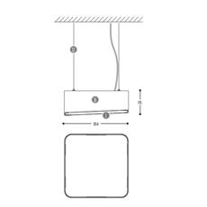 Edgar square s susanne uerlings suspension pendant light  dark 942 02 809003 01 g 0  design signed nedgis 69060 thumb
