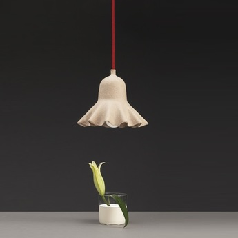 Suspension egg of columbus beige o22 5cm seletti normal