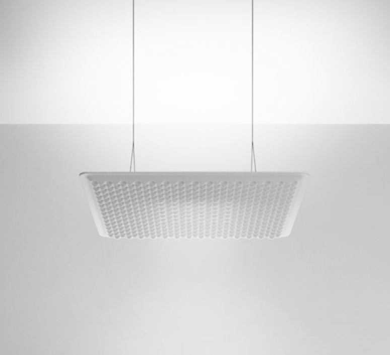 Eggboard massimo roj suspension pendant light  artemide m3103w21  design signed 61426 product