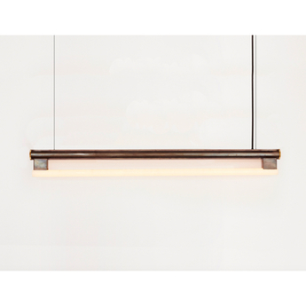 Suspension eiffel marron led 2700 l102 2cm h20cm normal