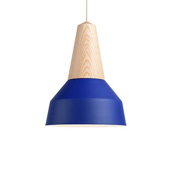 Suspension eikon basic bleu o26cm h35cm schneid normal