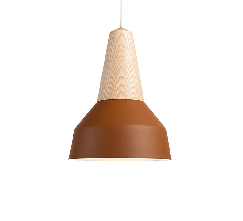 Eikon basic julia mulling et niklas jessen suspension pendant light  schneid eikon basic ash amber white canopy  design signed nedgis 106462 product