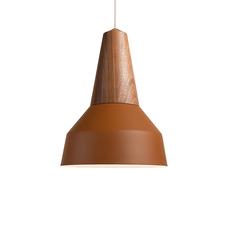 Eikon basic julia mulling et niklas jessen suspension pendant light  schneid eikon basic walnut amber white canopy  design signed nedgis 106496 thumb
