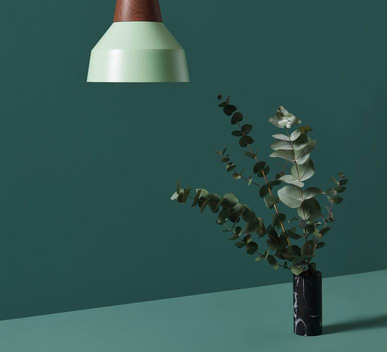 Eikon basic julia mulling et niklas jessen schneid eikon basic walnut mint luminaire lighting design signed 24978 product