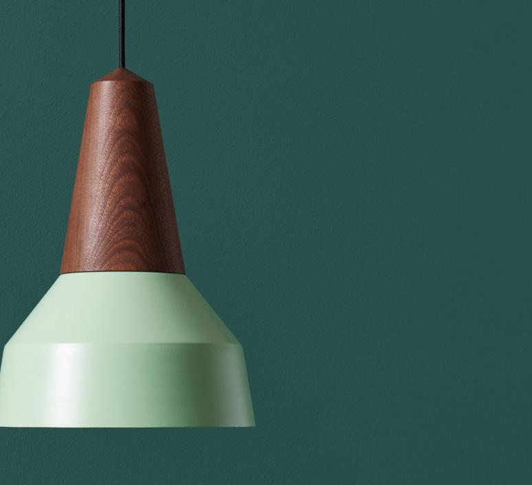 Eikon basic julia mulling et niklas jessen schneid eikon basic walnut mint luminaire lighting design signed 24979 product