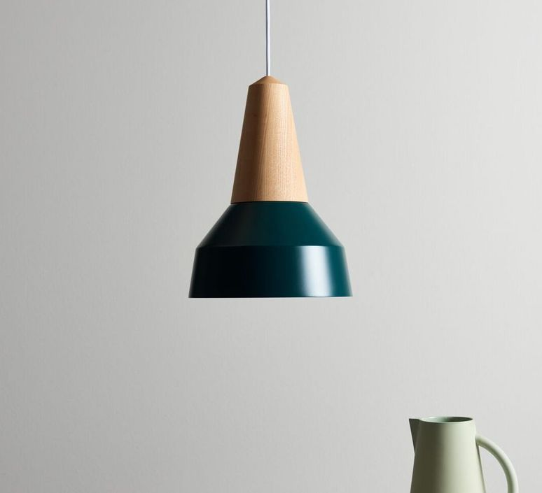 Eikon basic julia mulling et niklas jessen suspension pendant light  schneid eikon basic vertforet frene  design signed 46861 product