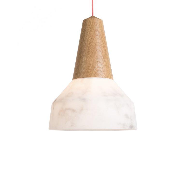 Eikon bubble chene julia jessen niklas jessen suspension pendant light  schneid eikon bubble oak marbre  design signed nedgis 66077 product