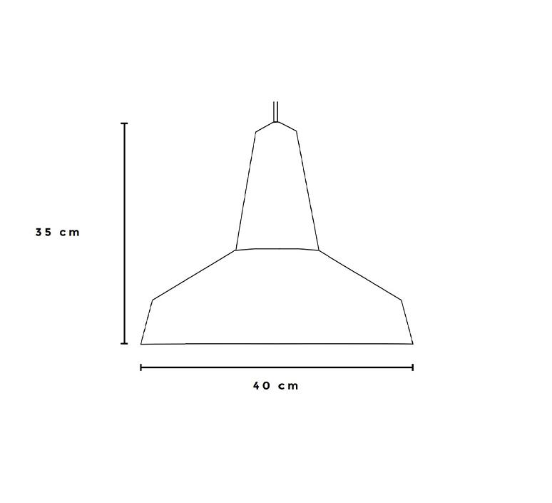 Eikon circus julia mulling et niklas jessen suspension pendant light  schneid eikon circus ash turmeric white canopy  design signed nedgis 106503 product