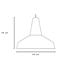 Eikon circus julia mulling et niklas jessen suspension pendant light  schneid eikon circus walnut turmeric white canopy  design signed nedgis 106534 thumb
