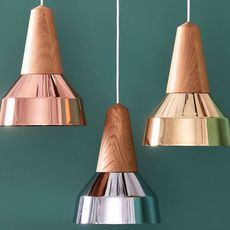 Eikon ray julia mulling et niklas jessen suspension pendant light  schneid ray silver bambou  design signed 46850 thumb