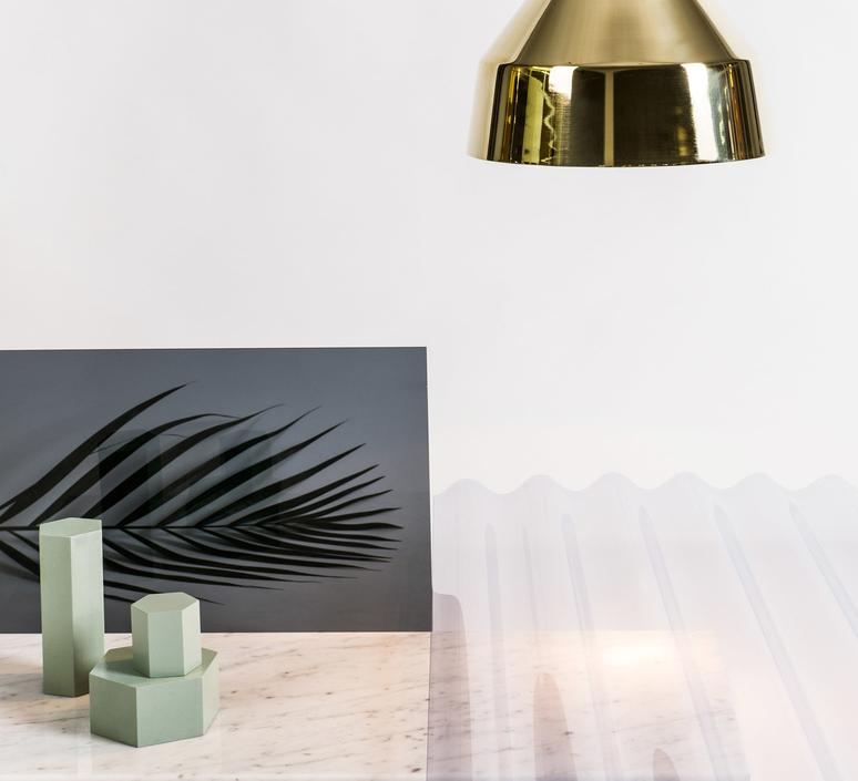 Eikon ray julia mulling et niklas jessen schneid ray gold luminaire lighting design signed 25056 product