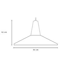 Eikon shell julia mulling et niklas jessen suspension pendant light  schneid eikon shell blanc noyer  design signed 106414 thumb