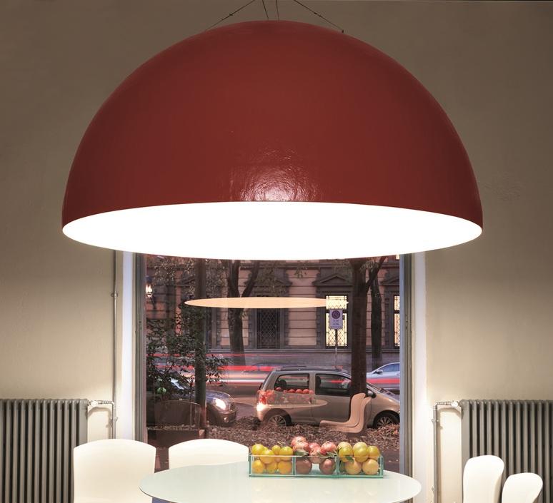 Elios gio colonna romano suspension pendant light  slide lp elo200 d  design signed nedgis 65600 product