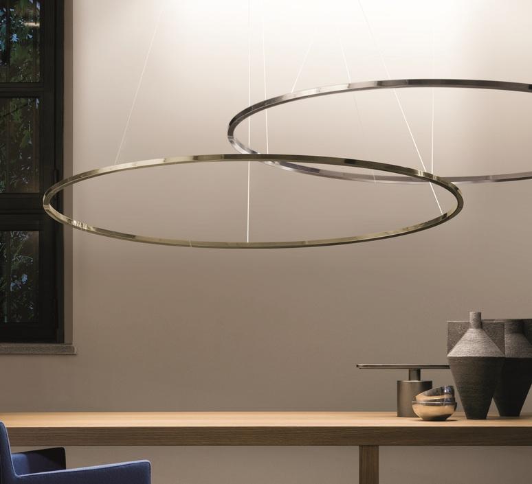 Ellisse double mega federico palazzari suspension pendant light  nemo lighting elp ln2 5a  design signed nedgis 79520 product