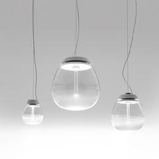 Lesbo quaglio simonelli suspension pendant light  artemide 0054010a  design signed nedgis 75729 thumb