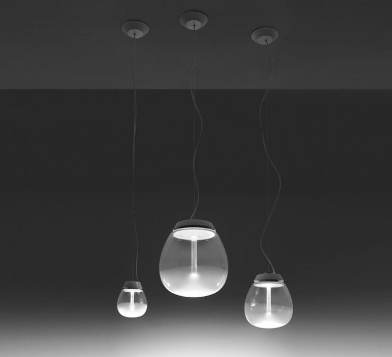 Lesbo quaglio simonelli suspension pendant light  artemide 0054010a  design signed nedgis 75730 product