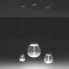 Lesbo quaglio simonelli suspension pendant light  artemide 0054010a  design signed nedgis 75730 thumb