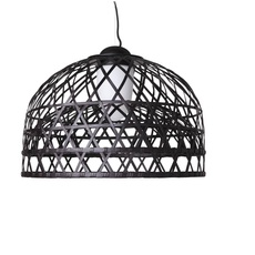 Emperor l neri   hu suspension pendant light  moooi molems l b  design signed nedgis 69785 thumb